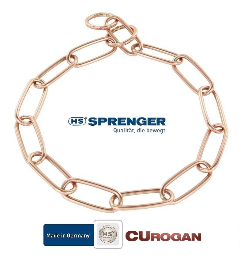 Collare Sprenger, collegamenti lunghi - CUROGAN, 4,0 mm