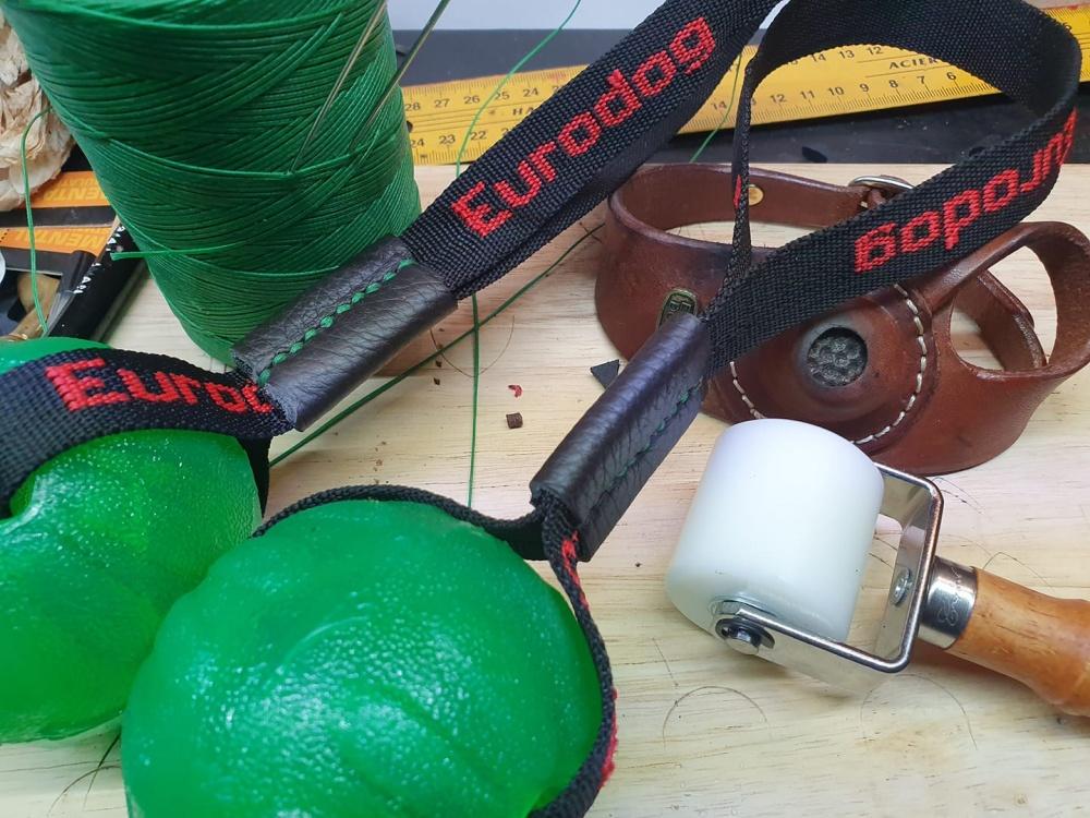 Palla morbida grande con cinturino chiuso per Addestramento cani Eurodog