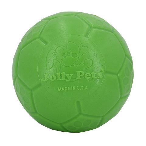 Pallone Jolly Soccer Ball Large per cani felici galleggia in acqua